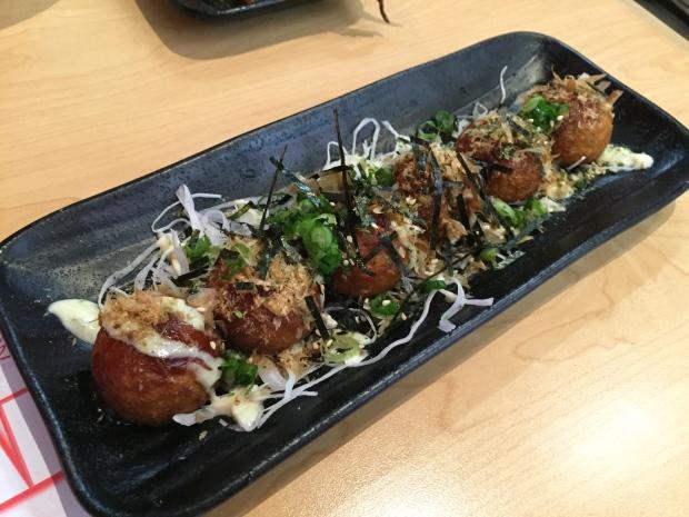 Takoyaki - $5