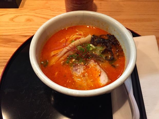 Kara Miso Ramen - $12.05
